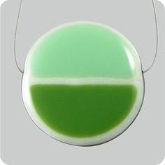 Andi Reti's luscious glass chokers