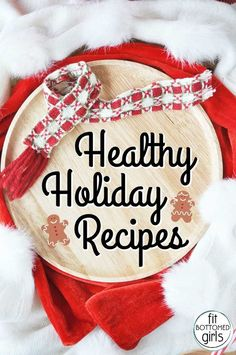 Stressed about your holiday menu? We've got you covered. | Fit Bottomed Girls