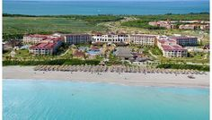 Iberostar Laguna Azul, Varadero, Cuba can someone please take me back here! Cuba Hotels, Hotels And Resorts, Varadero Cuba, Inclusive Holidays, Enjoy Your Vacation, Unique Hotels, Cuba Travel, Hotels, Islands