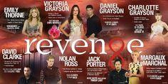 Revenge - Season 4 - Cast Promotional Poster | Spoilers- revenge just gets better and better!