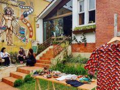 Bazar de Natal toma conta da Casa 102 com cultura e gastronomia