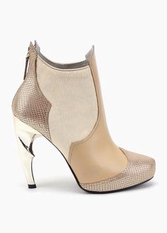 SHADOW BOOTIE by UNITED NUDE.    I kind of like these, with the right outfit!