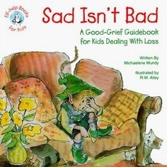 Book for children on grief, loss and change.