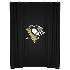 NHL Pittsburgh Penguins Shower Curtain *** You can find out more details at the link of the image.