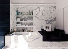 marble, marble and more marble