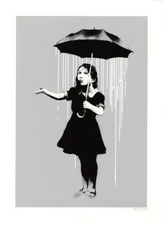 """Banksy """"Nola"""""""