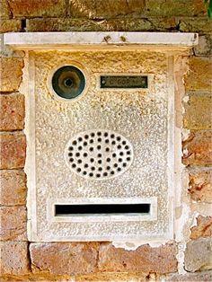 winking at you doorbell