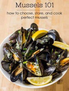 Mussels 101: How to Choose, Clean, and Cook Mussels
