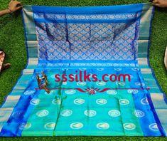 Indian Handloom Sarees and Silks Kanchipuram Saree, Handloom Saree, Festival Wedding, Pure Silk Sarees, Floral Stripe, Saree Wedding, Scriptures, Festivals, Picnic Blanket