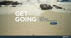 30 Web Designs with Full Screen Background Photos