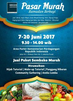 bazar dan pasar murah kemendag ramadhan 1438h jakarta Padang, Jakarta, Beef, Food, Meat, Eten, Ox, Ground Beef, Meals