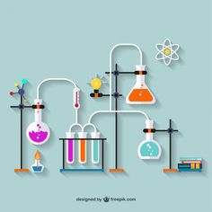 Home - Online Science Courses - Fascinating Education Chemistry Labs, Science Chemistry, Mad Science, Physical Science, Science Fair, Science Education, Life Science, Science Experiments, Organic Chemistry