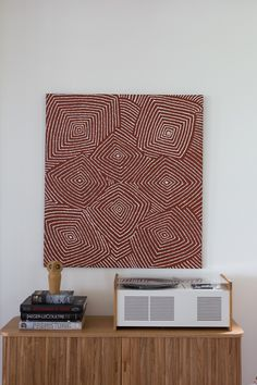 SOLD Painting 2: size 97x88cm /  price 600 EUR Aboriginal Art For Sale, Aboriginal Painting, Dot Painting, Easy Art, Simple Art, Tribal Patterns, Living Room Art, Home Art, Art Ideas