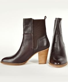 Brown Ana Boot