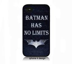 Dark Knight 'Batman Has No Limits' case