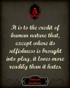 Scarlet Letter Quotes Nathaniel Hawthorne  The Scarlet Letter  Musings Literary