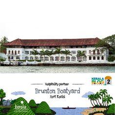 Brunton Boatyard- Fort Kochi