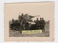 I.R.42 / 46.I.D.: Polnischer leichter Panzer 7TP 1939 ! | eBay