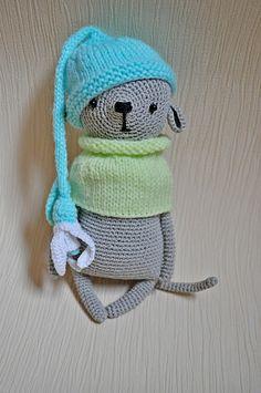 Ручная одежда Мышка-Мишка