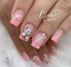 Pretty Nail Art, Gel Nails, Manicures, Nail Designs, Instagram, Beauty, Mma, Pretty Nails, Gorgeous Nails