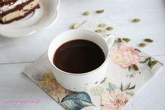 Pyszna, aromatyczna kawa z przyprawami.