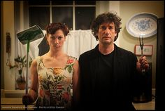 Amanda Palmer and Neil Gaiman by Kyle Cassidy  I wish all of my favorite artists would get married to eachother!