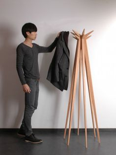 Lotus Coat-hanger