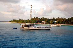 Safariboat Maledives