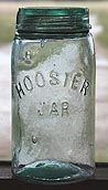 HOOSIER JAR QUART