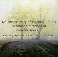 Carl Jung on Complementary and Compensatory Dreams. | Carl Jung Depth Psychology