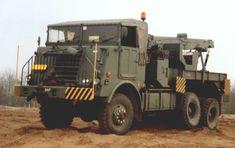 Daf YB-616 takelwagen