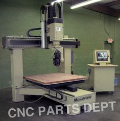 CNC Routers Wanted to Buy - Motionmaster CNC