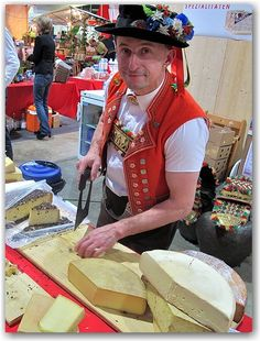 selling cheese at the market, Switzerland Zermatt, Winterthur, Bern, Places Around The World, Around The Worlds, Farmers Market, Wonderful Places, Beautiful World, Austria