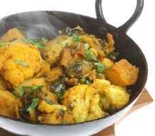 Ce plat indien classique est délicieux. Dosez les épices au goût.