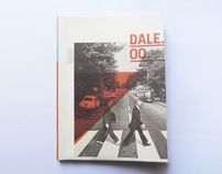 """Check out this @Behance project: """"dale magazine"""" https://www.behance.net/gallery/361217/dale-magazine"""