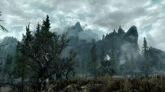 Skyrim gameplay screenshot. HAVE to get this game.