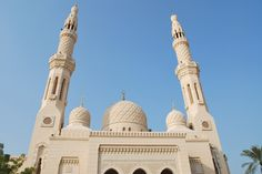 Visiting the Jumeirah Grand Mosque Dubai