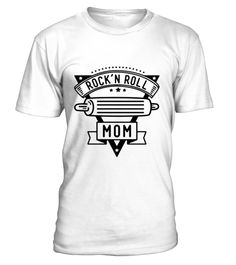 ROCK N ROLL MOM T-SHIRT  #gift #shirt #ideas #momo #supermom #MothersDayShirt #ShirtforMom #sweatshirt #mothersday2017