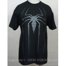 44b6e19d Amazing Spider Man Movie T-Shirt - Spida Spot $14.00 Merch2rock.com