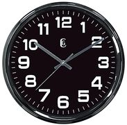 "Geneva 4622G 12"" Analog Wall Clock - Geneva Wall Clocks"