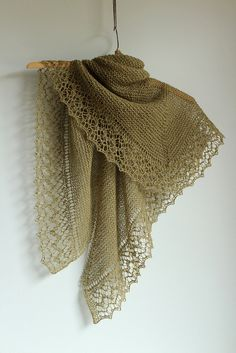 Ravelry: luminen's rock island 3.  Finnsheep Wool handyed with brown knapweed and tansy