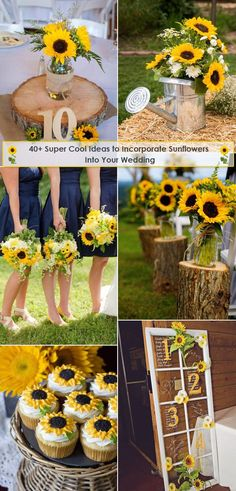 Planning a rustic wedding? Perfect wooden sign, beautiful burlap details, baby's breath decorations, country bouquets and of course, a wedding dress with a romantic rustic feel. Here are some of our favorite wed...
