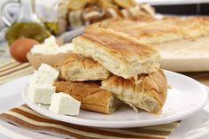 Visitez la Grèce | Pie traditionnelle de fromage