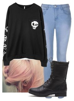 """Untitled #8907"" by onedirection-emblem3 ❤ liked on Polyvore featuring Ally Fashion and Chicnova Fashion"