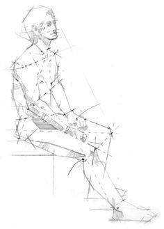 how to draw realistic people, drawing the figure, life drawing