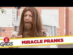 Miracle Pranks - Best of Just For Laughs Gags - Prank Videos - Joke King Prank Videos, Funny Videos, Just For Laughs Gags, Sarcastic Humor, Funny Tweets, Daily Memes, Funny Pranks, Just For Fun, Funny Posts