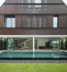 barn wood modern exterior - Google Search
