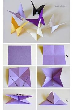 27 Elegant Image of Origami Art Projects How To Make . Origami Art Projects How To Make Easy Paper Craft Projects You Can Make With Kids For Kids Origami Simple, Instruções Origami, Easy Origami For Kids, How To Make Origami, Paper Crafts Origami, Useful Origami, Easy Paper Crafts, Diy Paper, Paper Crafting