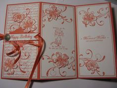 Stampin' Up! Australia - Sue Mitchell: Stampin' Up! Everything Eleanor cards inspired from Convention
