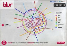 Rogue Mag Music - Blur launch Definitive Timeline